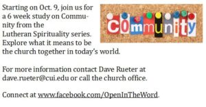 open-in-the-word-community