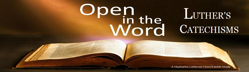 Open In The Word