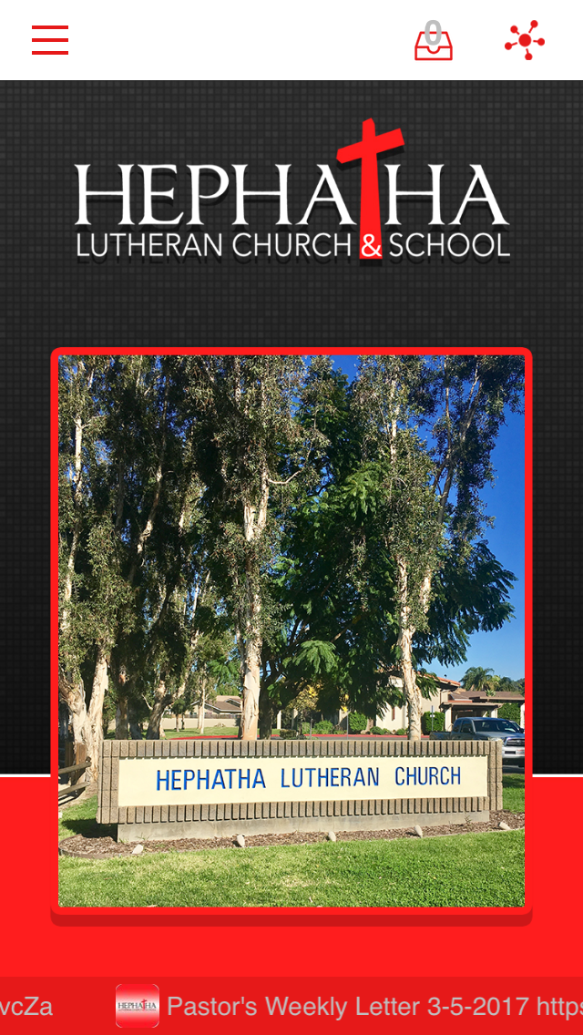 Hephatha Lutheran Church Mobile App